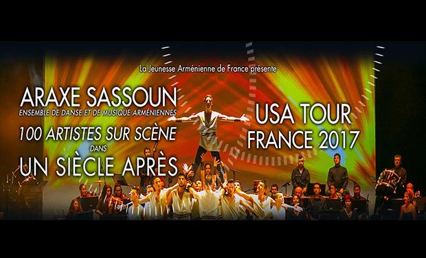 Visuel du projet Un Siècle Après TOUR - FRANCE 2017