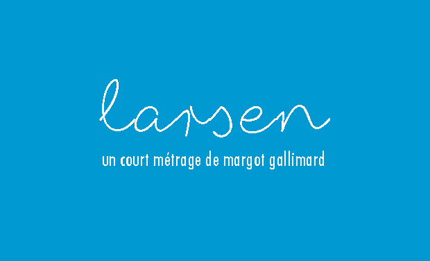 Visueel van project LARSEN, premier court métrage de Margot Gallimard