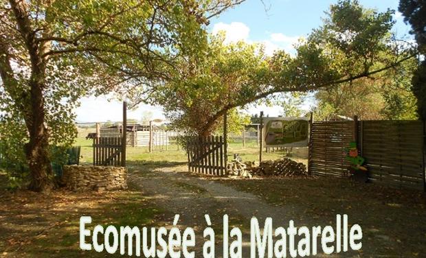 Visuel du projet Création d'un écomusée au sein d'une ferme pédagogique