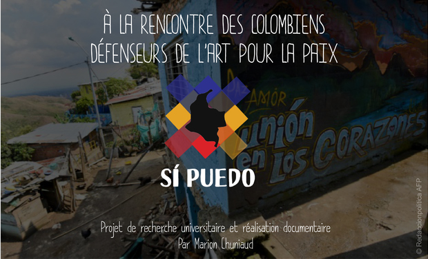 Visuel du projet Sí Puedo