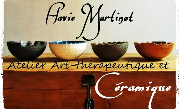 Visuel du projet Atelier céramique et Art-thérapeutique