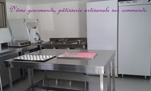 Visuel du projet D'âme gourmande, pâtisserie artisanale sur commande