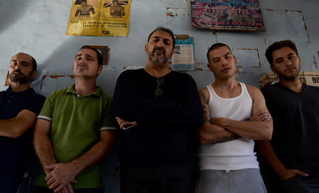 Visuel du projet Le crime des anges, le 1er long de Bania Medjbar !