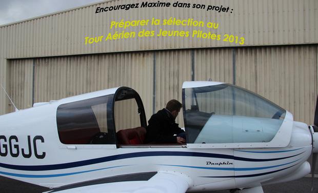 Visueel van project Pré selection au Tour Aérien des Jeunes Pilotes 2013