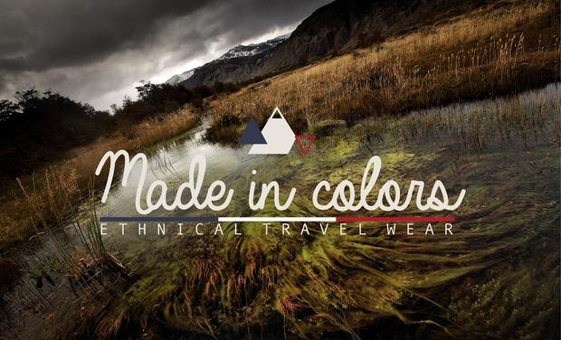 Visuel du projet MADE IN COLORS : ethnical travel wear