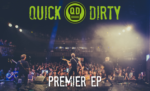 Project visual Quick&Dirty - 1er EP