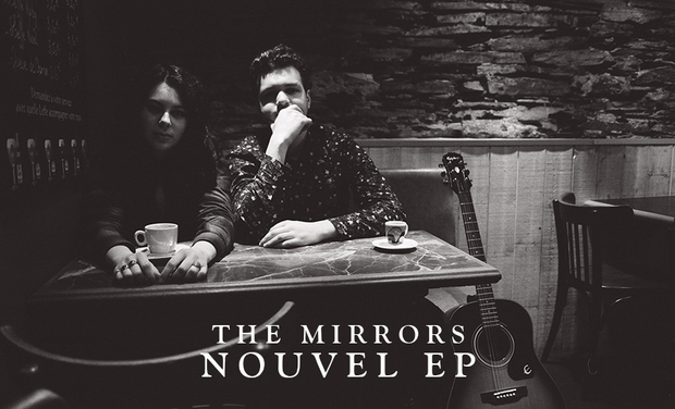 Visueel van project THE MIRRORS - NOUVEL EP !