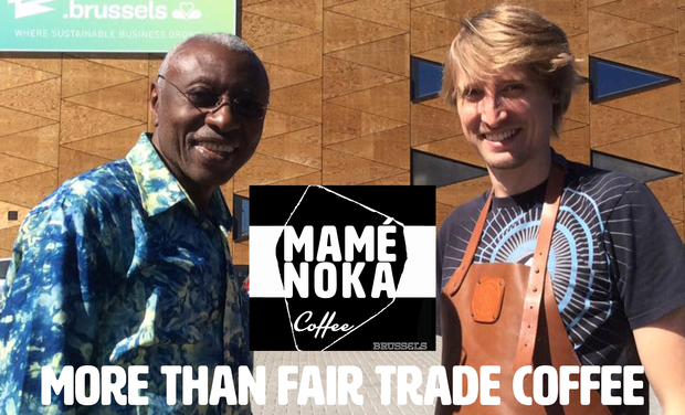 Visuel du projet More than Fair Trade - Cameroon Boyo & Mamé Noka Coffee Roaster