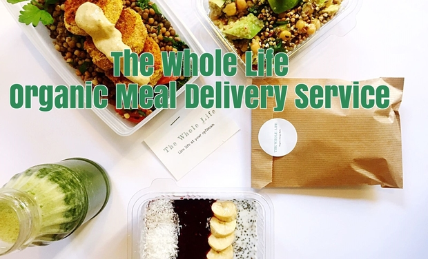 Visuel du projet The Whole Life Organic Meal Delivery Service