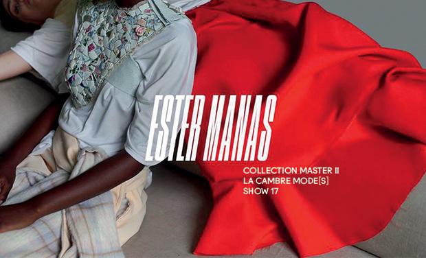 Visuel du projet Collection Master II - Ester Manas