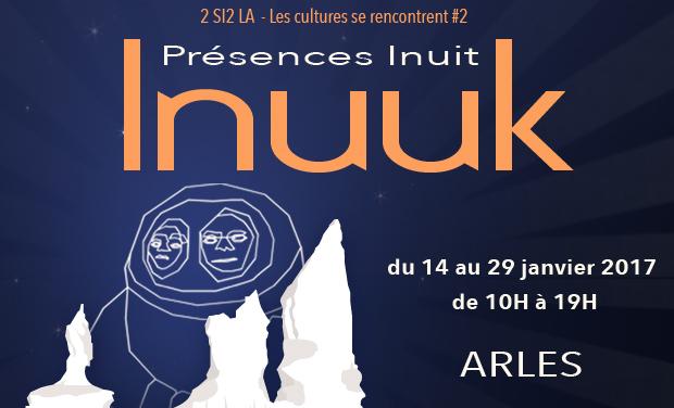 Visuel du projet Inuuk, présences Inuit