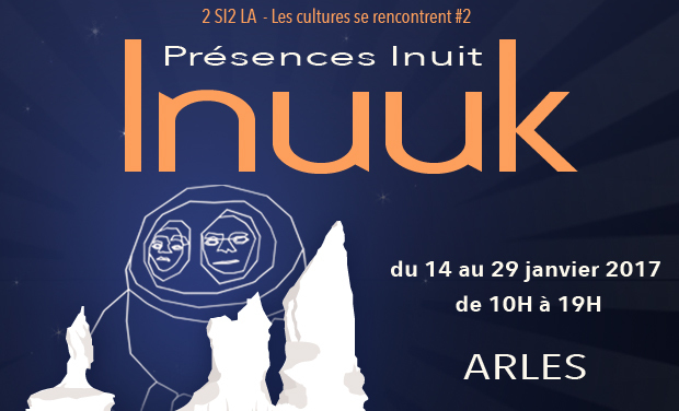 Project visual Inuuk, présences Inuit
