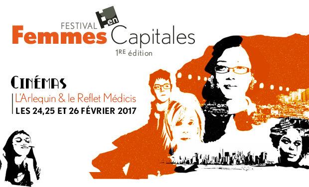 Visuel du projet Festival FEMMES EN CAPITALES