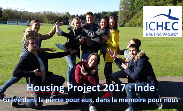 Visuel du projet Housing project : Inde 2017