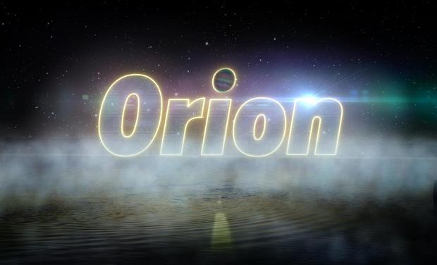 Visuel du projet Orion