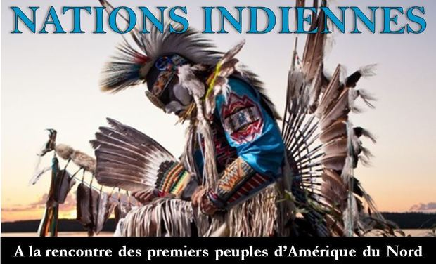Project visual Nations Indiennes