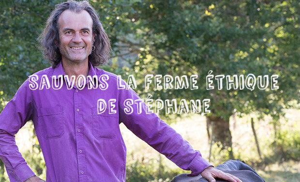 Visuel du projet Sauvons la ferme éthique de Stéphane