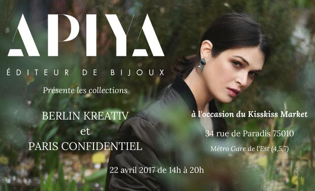 Project visual APIYA éditeur de bijoux