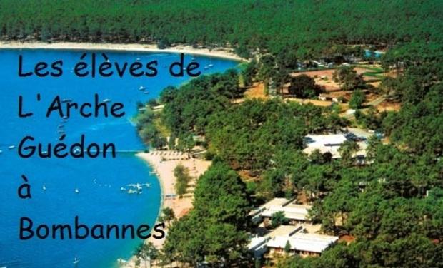 Visuel du projet Les élèves de l'Arche Guédon à Bombannes!