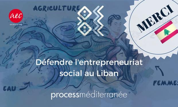 Visuel du projet Défendre l'entrepreneuriat social au Liban