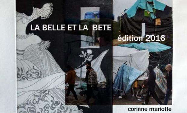 Project visual LA BELLE ET LA BÊTE 2016