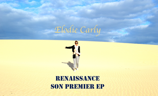 "Project visual Elodie Carly ""Renaissance""son 1er EP"