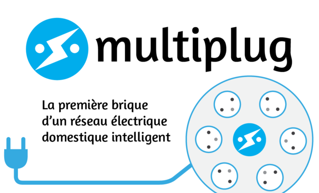 Project visual S•Multiplug, la multiprise intelligente, avec Arts et Métiers à Metz