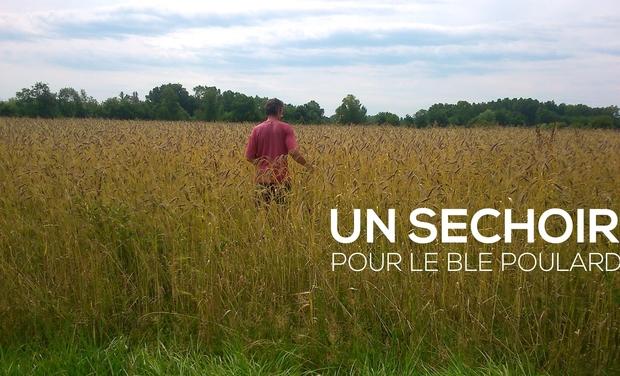 Visuel du projet Un séchoir pour le blé Poulard !!