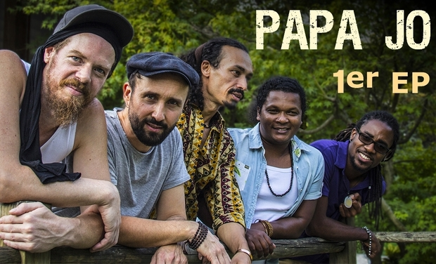 Visuel du projet PAPA JO - 1er EP