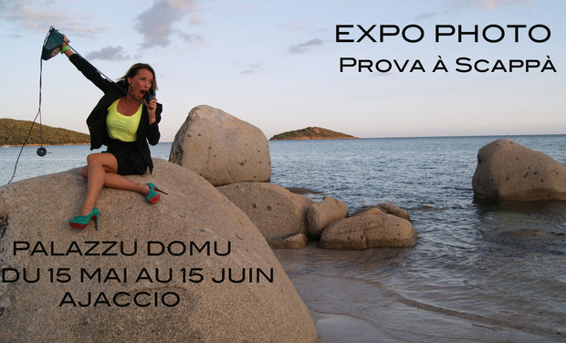 "Visueel van project Exposition ""Prova à scappà"""