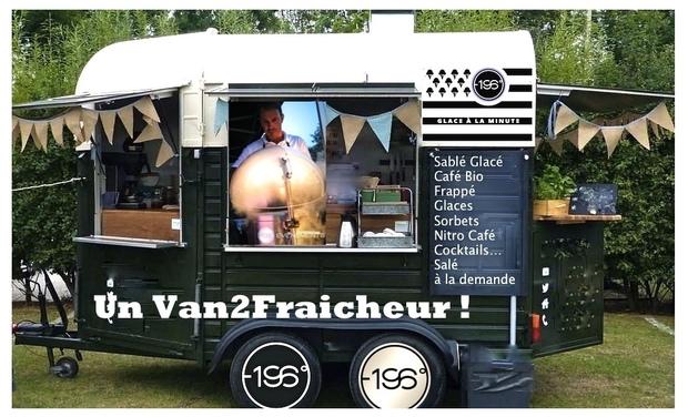 Visueel van project Un Van de Fraicheur  !