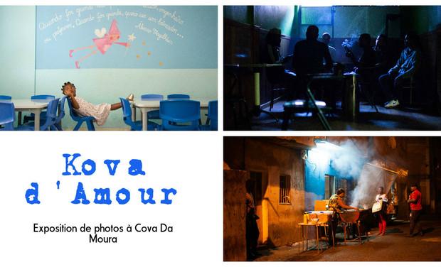 Visuel du projet Kova d'amour, exposition de photo à Cova Da Moura
