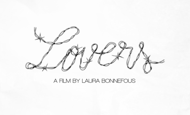 "Visueel van project Film ""Lovers"" by Laura Bonnefous"