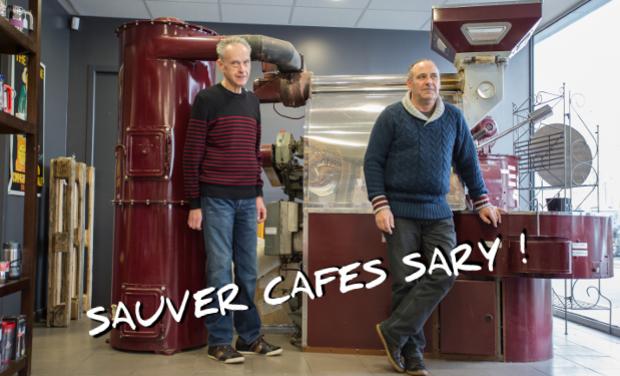 Visueel van project Sauvons Cafés Sary
