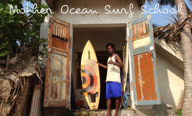 Visueel van project Mother Ocean Surf School