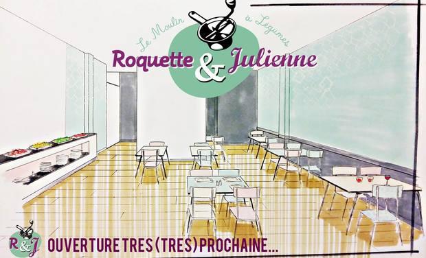 Visueel van project Roquette & Julienne, le Moulin à Légumes de Toulouse