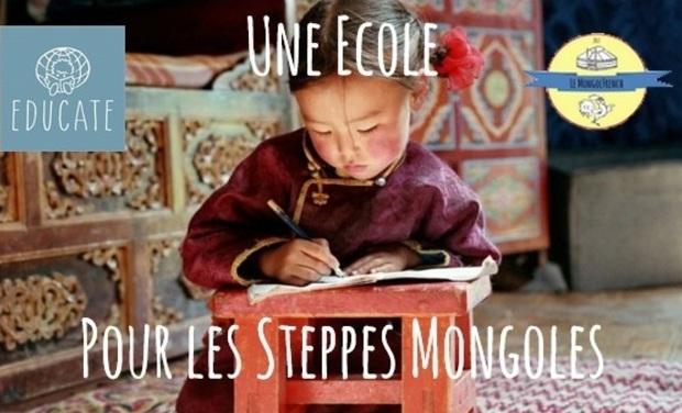 Visuel du projet Le Mongolfrench