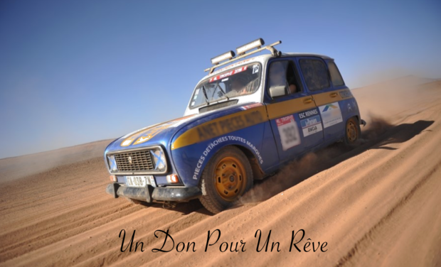 Project visual Un don pour un rêve
