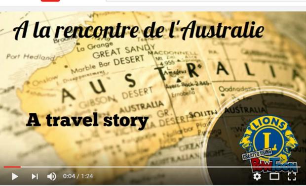Visuel du projet A la rencontre de l'Australie, a travel story
