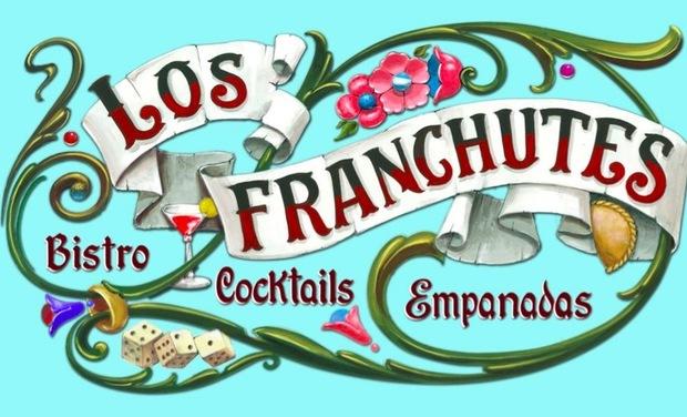 """Visuel du projet Los Franchutes - """"Acá todo se hace con amor"""""""