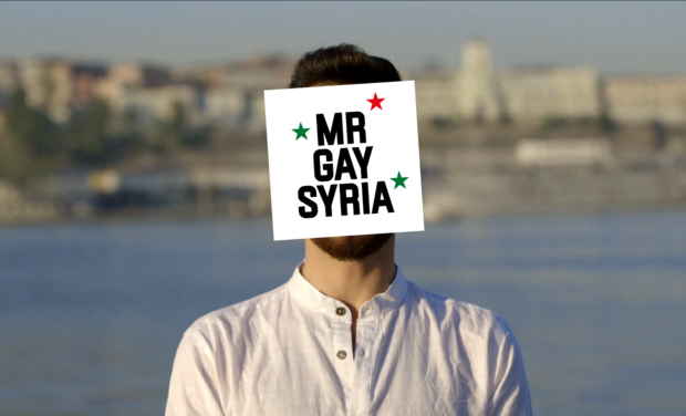 Project visual Mr Gay Syria - Film