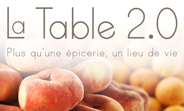 Visueel van project La Table 2.0