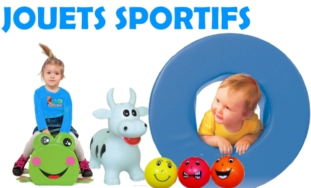 Project visual JOUETS SPORTIFS