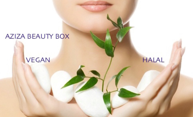 Visueel van project Participez au Financement de L'Aziza/ Vegan and Halal beauty box