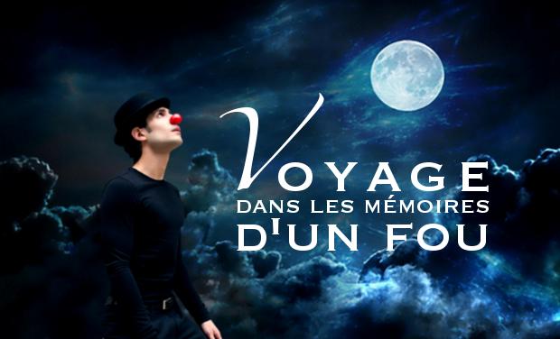 Visuel du projet Voyage dans les mémoires d'un fou