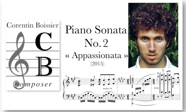 "Project visual Piano Sonata ""Appassionata"" : retrouvailles avec le grand Romantisme"
