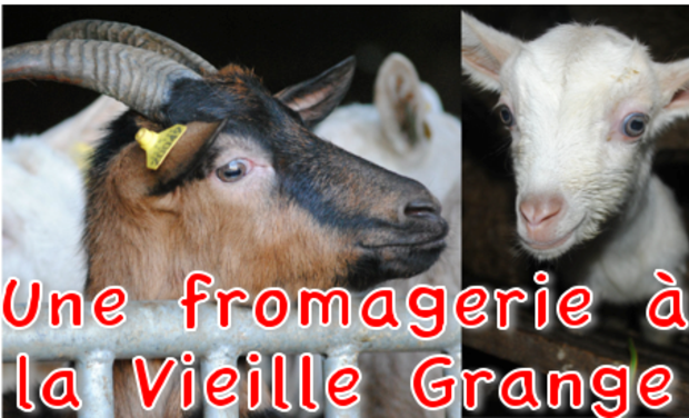 Project visual Une fromagerie à la Vieille Grange