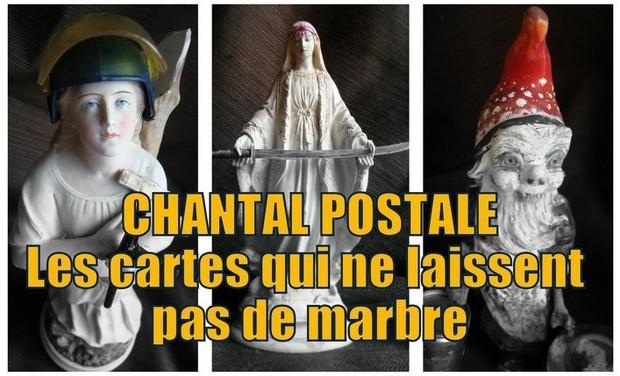 Visueel van project Chantal Postale
