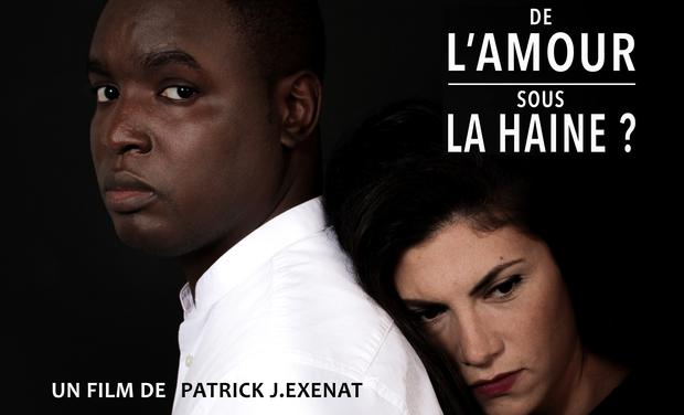 Project visual De l'amour sous la haine ?