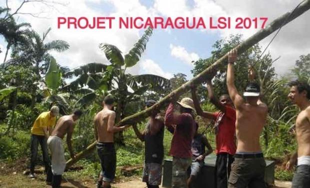 Visuel du projet Projet Nicaragua LSI 2017